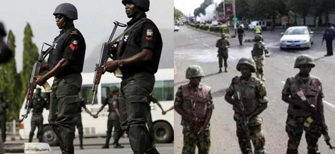 army-police