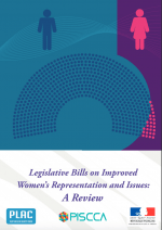 Legislative Bills on Improved Womens Representation and Issues- A Review