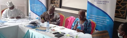 Training Workshop for the Secretariat Staff of the House Committee on Public Petitions